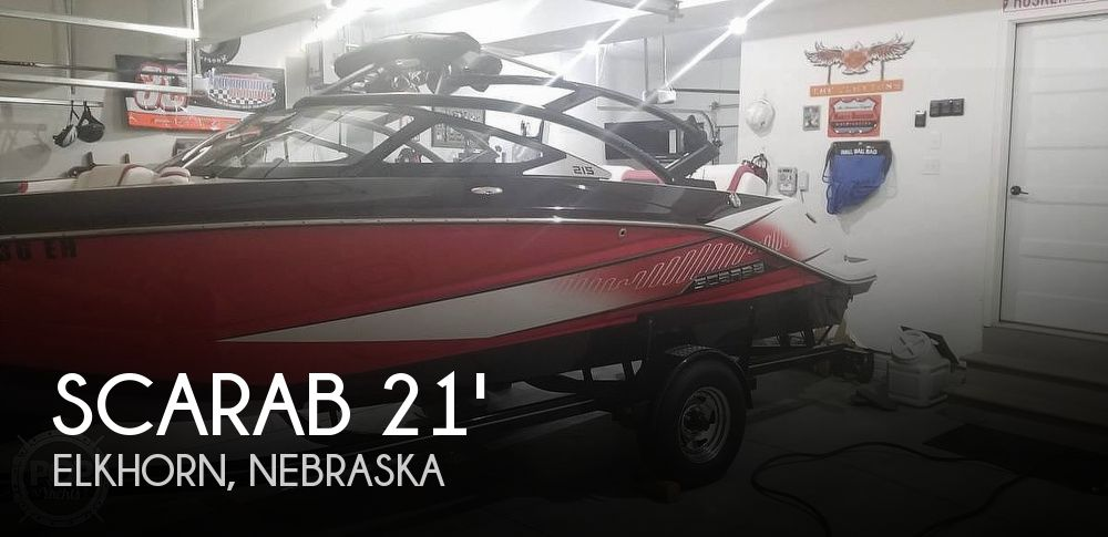 2014 Scarab 215 Impulse