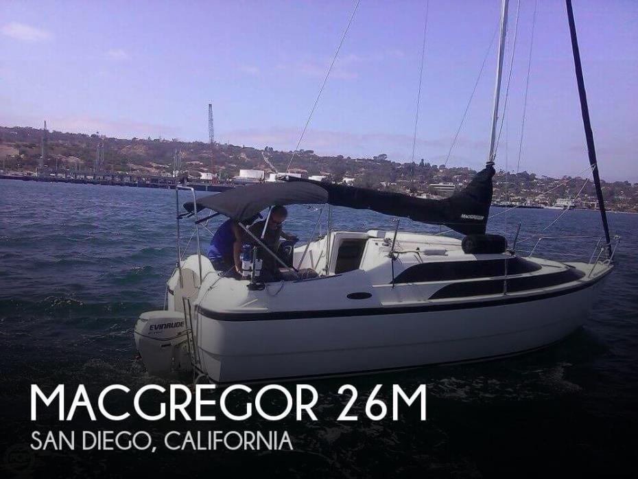 2006 MacGregor 26M