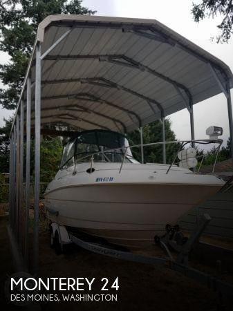 1999 Monterey 242 Cruiser