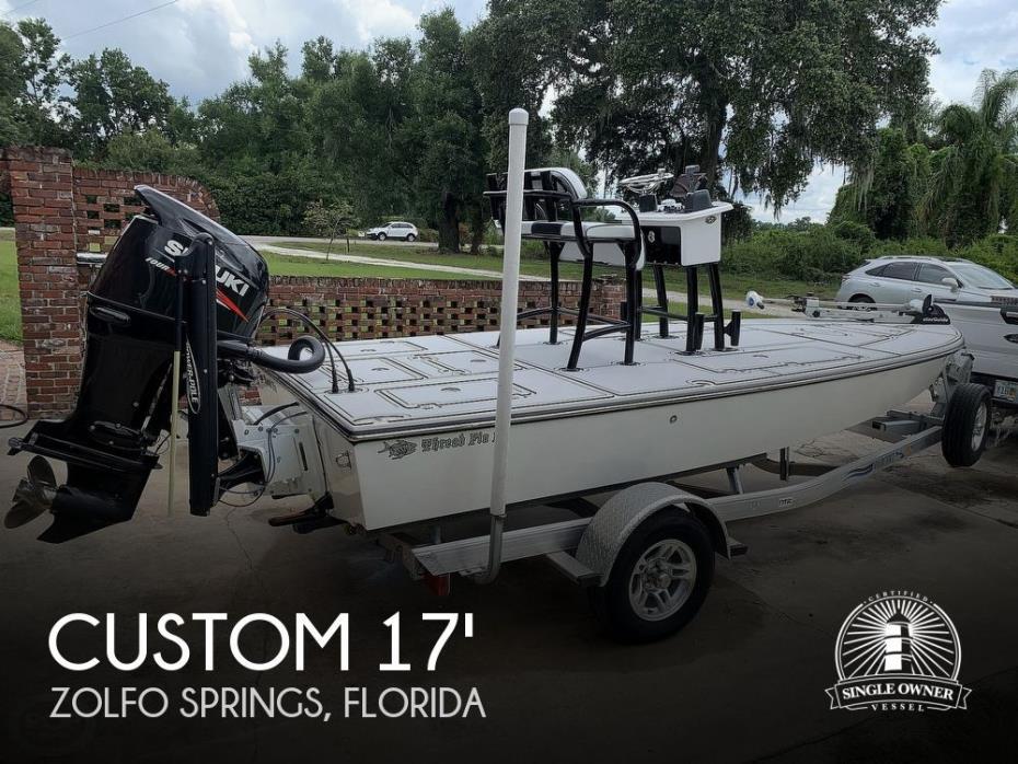 2017 Custom Thread Fin Custom 17