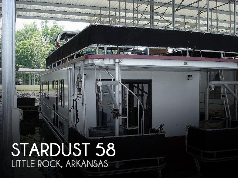 1995 Stardust 16 x 58