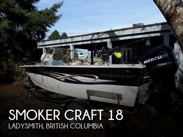 2008 Smoker Craft 18