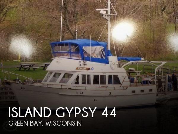 1981 Island Gypsy 44