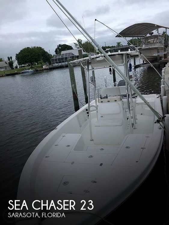 2008 Sea Chaser 23
