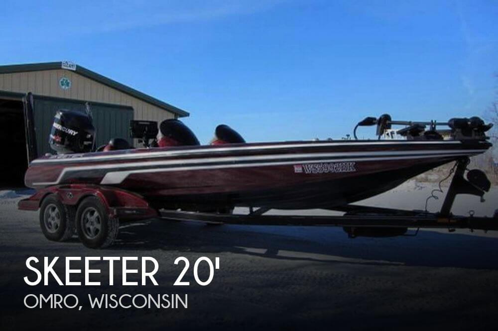 2008 Skeeter 20 I Class Series