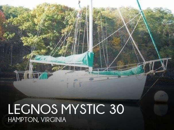 1979 Legnos Mystic 30