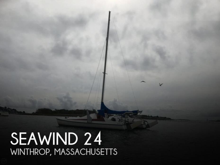 1985 SeaWind 24