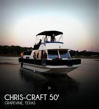 1984 Chris-Craft Aqua Home 46