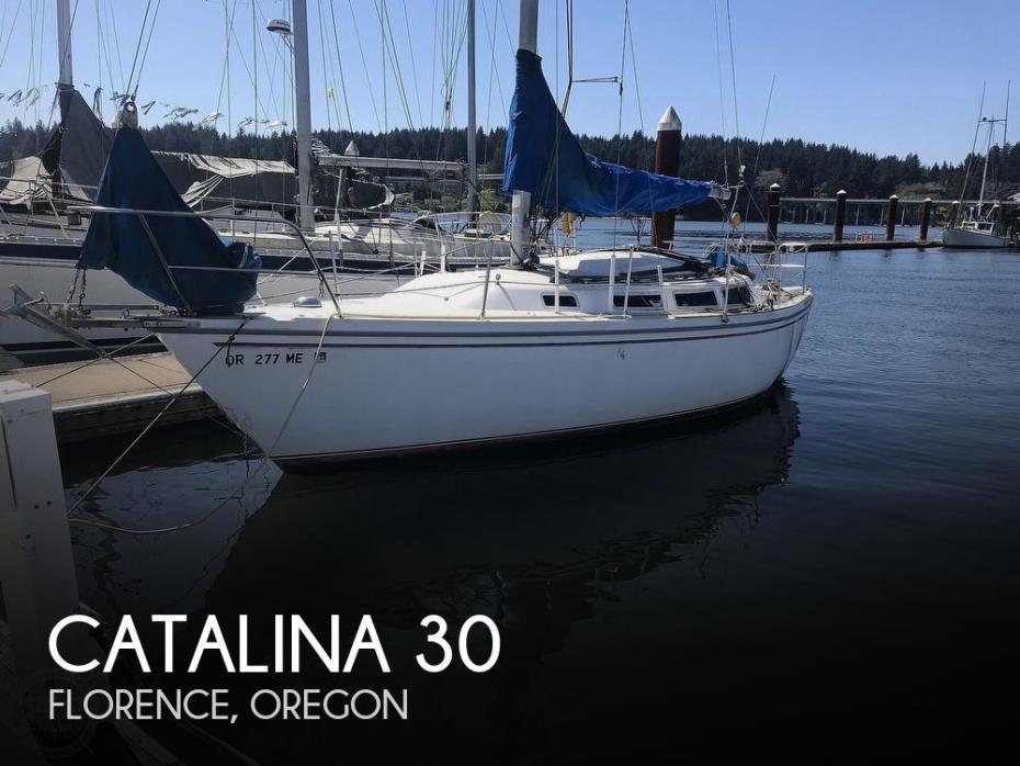 1982 Catalina 30