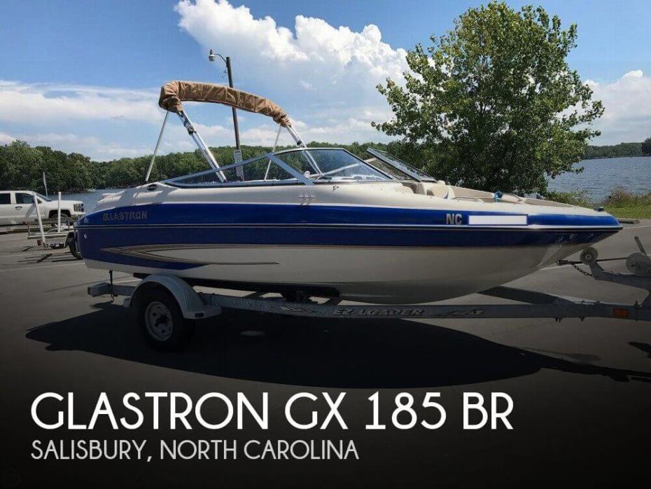 2004 Glastron GX 185 BR