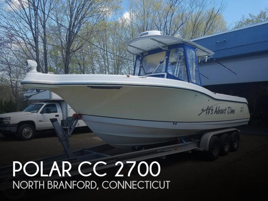2004 Polar CC 2700