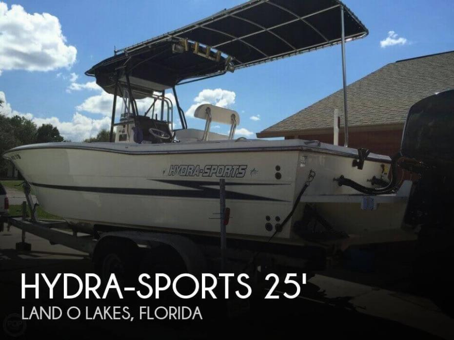 1996 Hydra-Sports Vector 2500