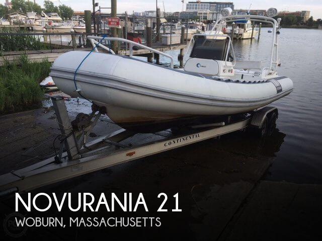 1997 Novurania 21
