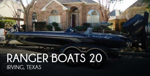 2010 Ranger Boats Z520 Comanche