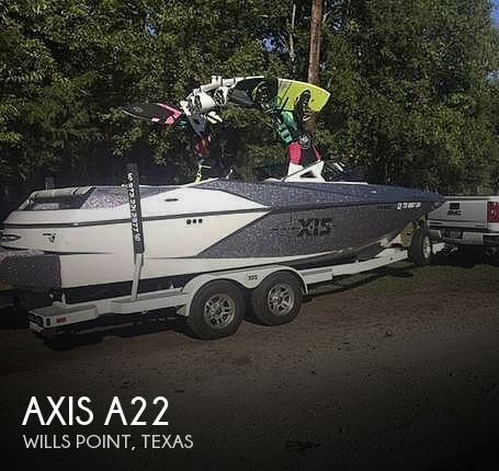2017 Axis A22
