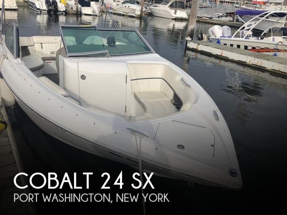 2006 Cobalt 24 SX