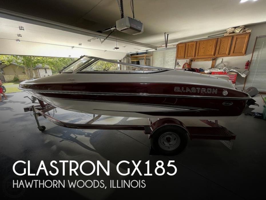 2006 Glastron gx185
