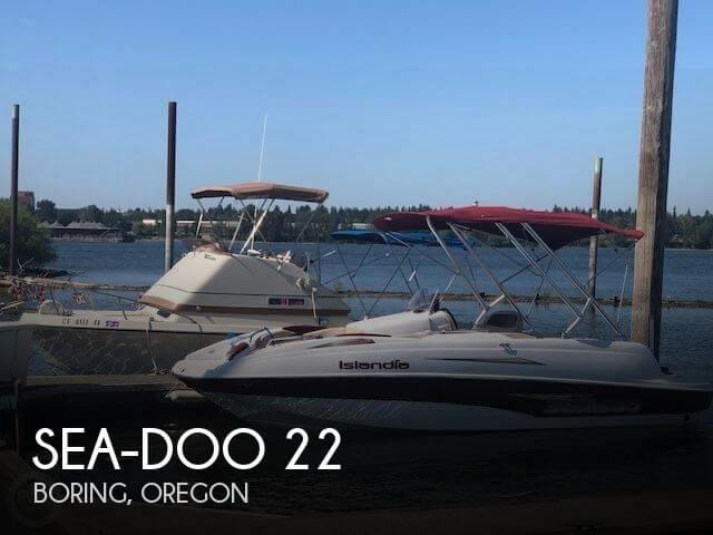 2006 Sea-Doo 22