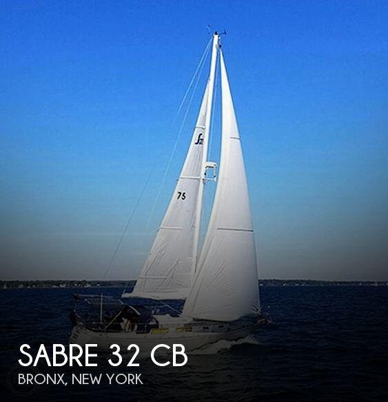 1986 Sabre 32 CB