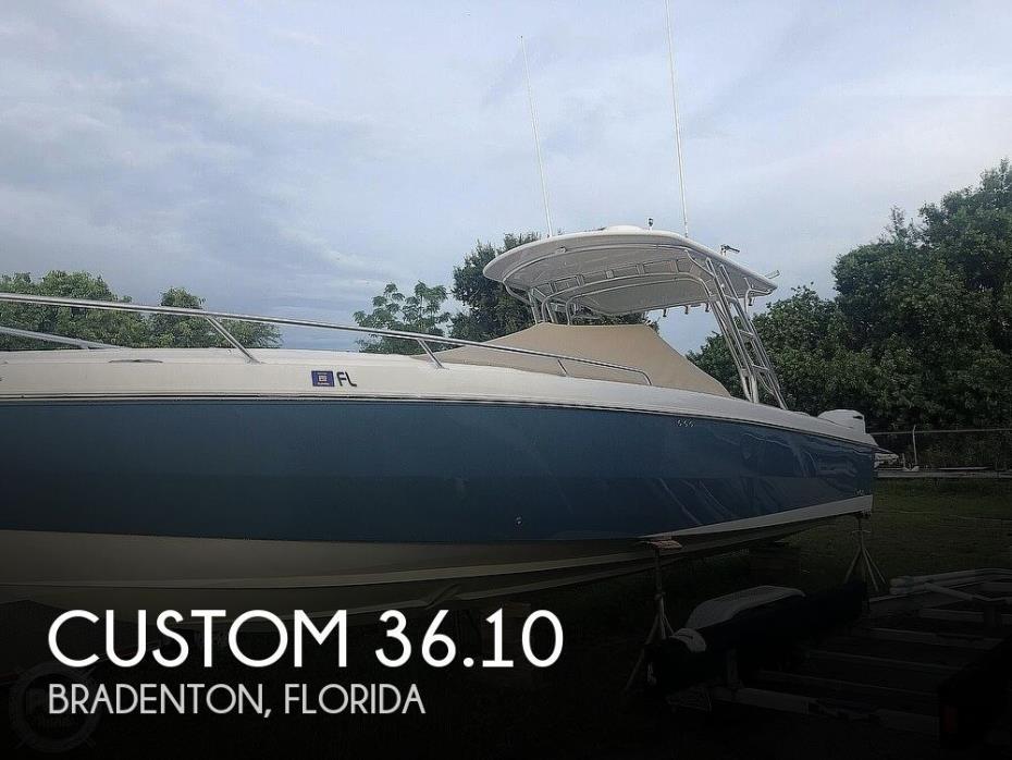 2007 Custom 36.10