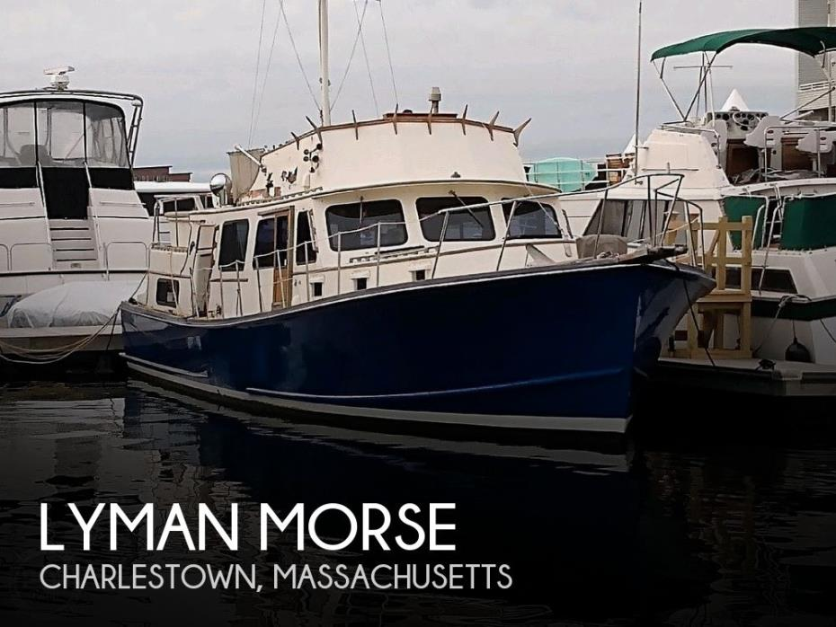 1980 Lyman Morse