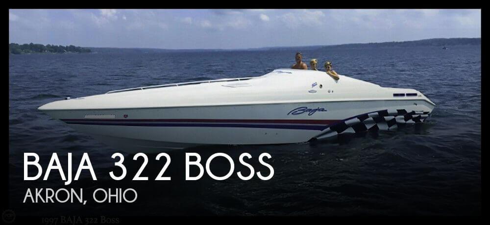 1997 Baja 322 Boss