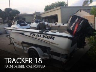 2003 Tracker Tundra 18 DC