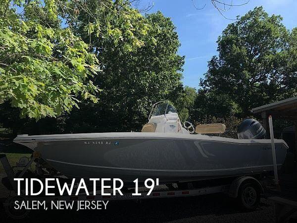 2016 Tidewater 198 CC Adventure