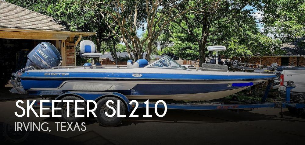 2006 Skeeter SL210
