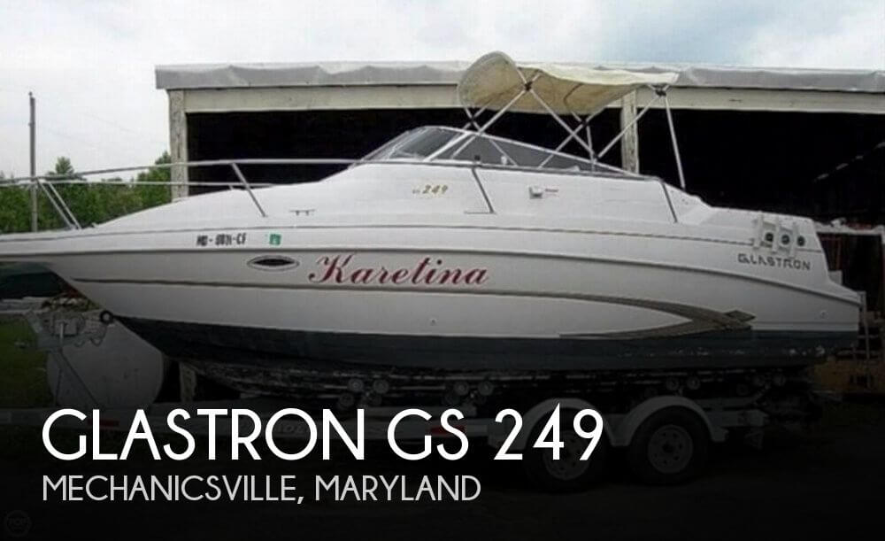 2003 Glastron GS 249