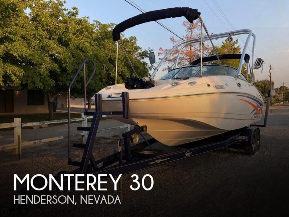 2007 Monterey 263 Explorer