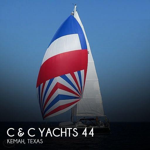1986 C & C Yachts 44