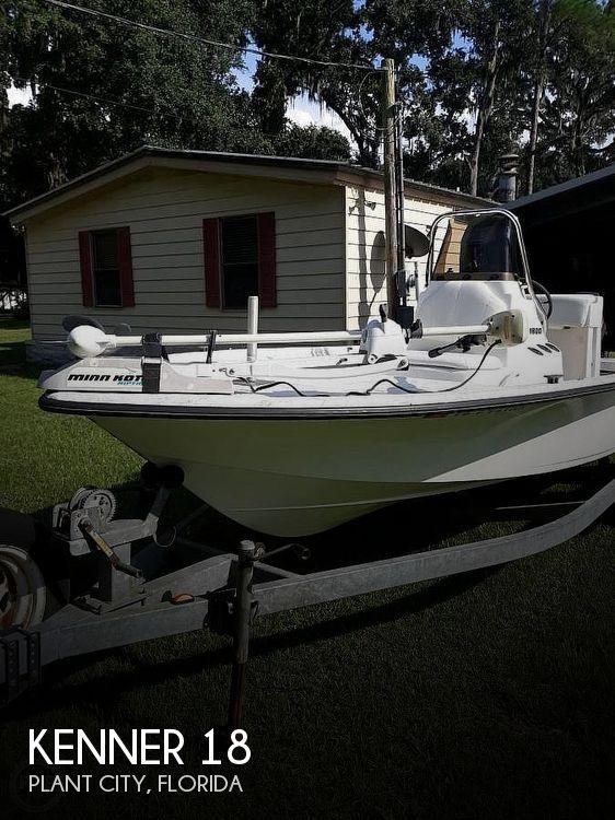 2004 Nitro Bay 1800