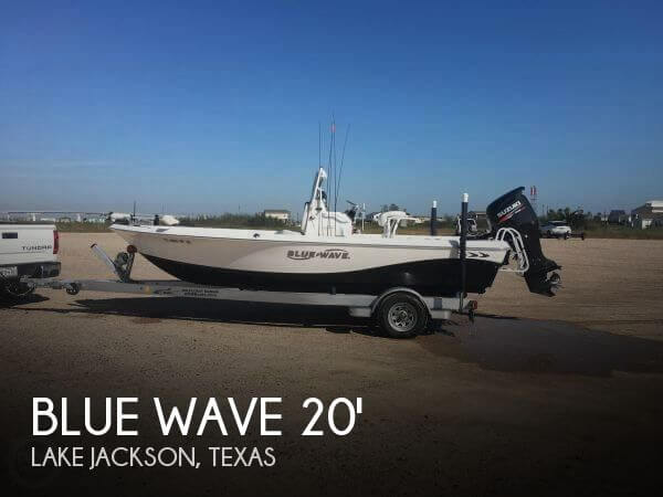 2017 Blue Wave Pure Bay 2000