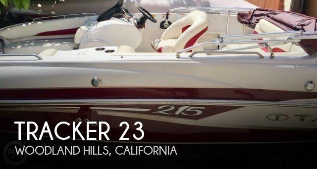 2014 Tracker 23
