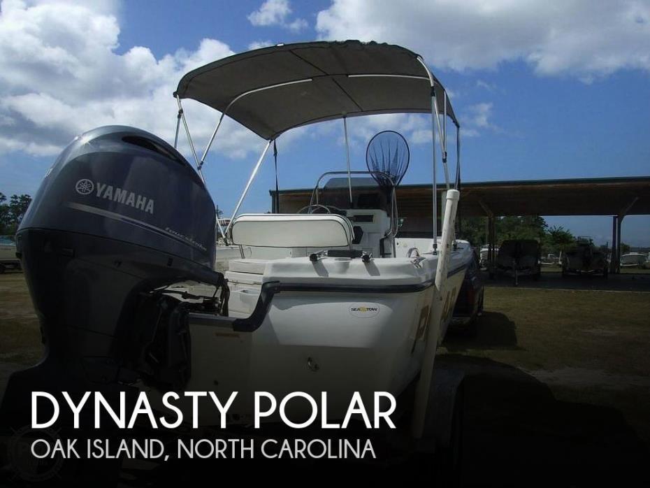 2002 Dynasty Polar 19 CC