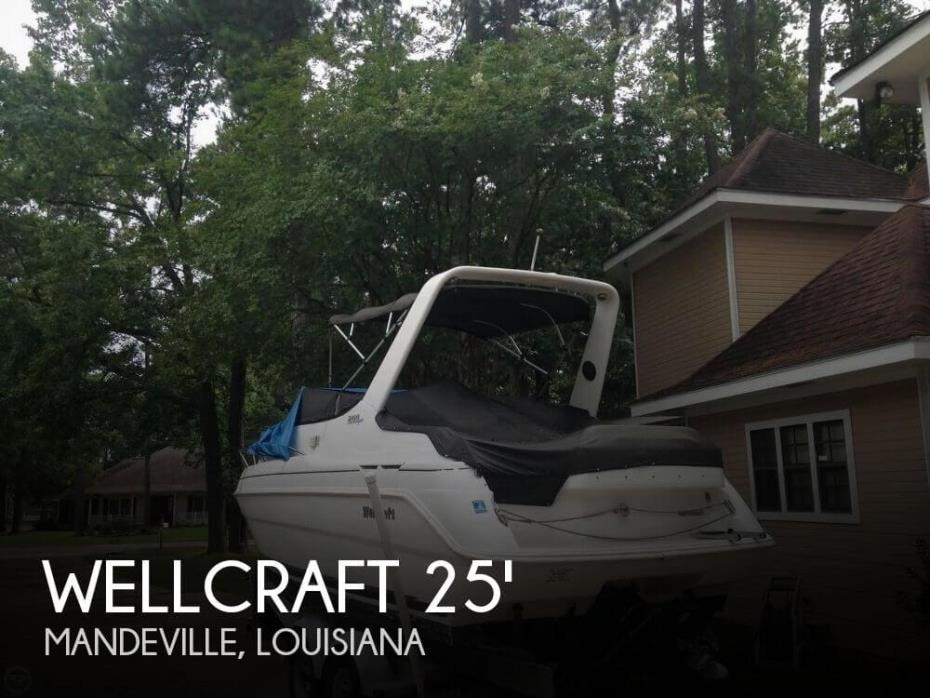 1999 Wellcraft 2400 Martinique