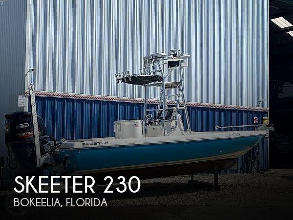 2017 Skeeter 230