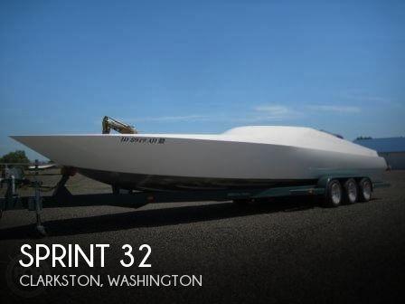 1996 Sprint 32
