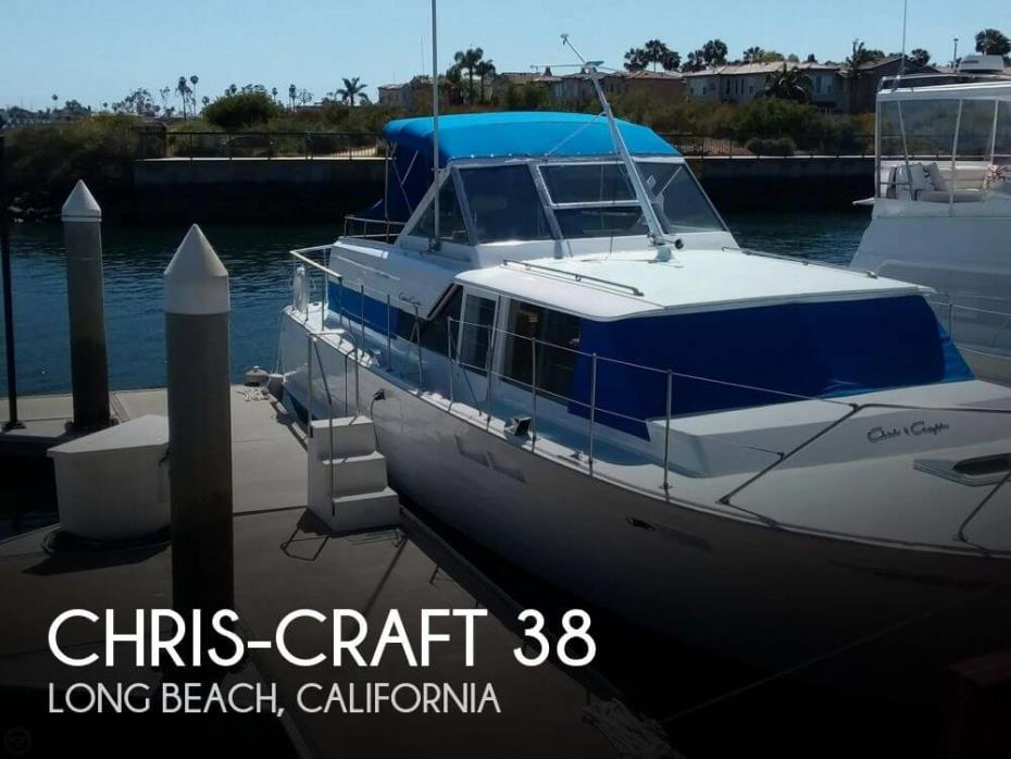 1966 Chris-Craft 40 Constellation