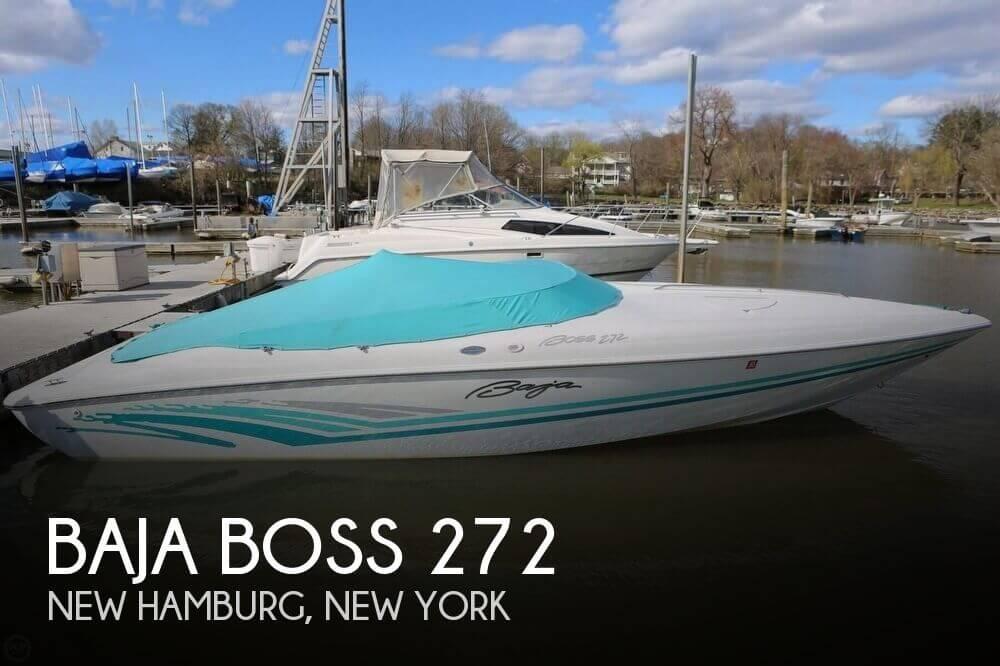1999 Baja Boss 272
