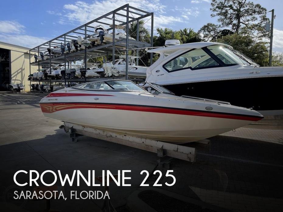 2002 Crownline 225