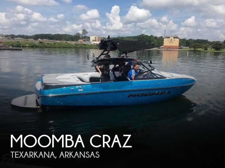 2018 Moomba Craz