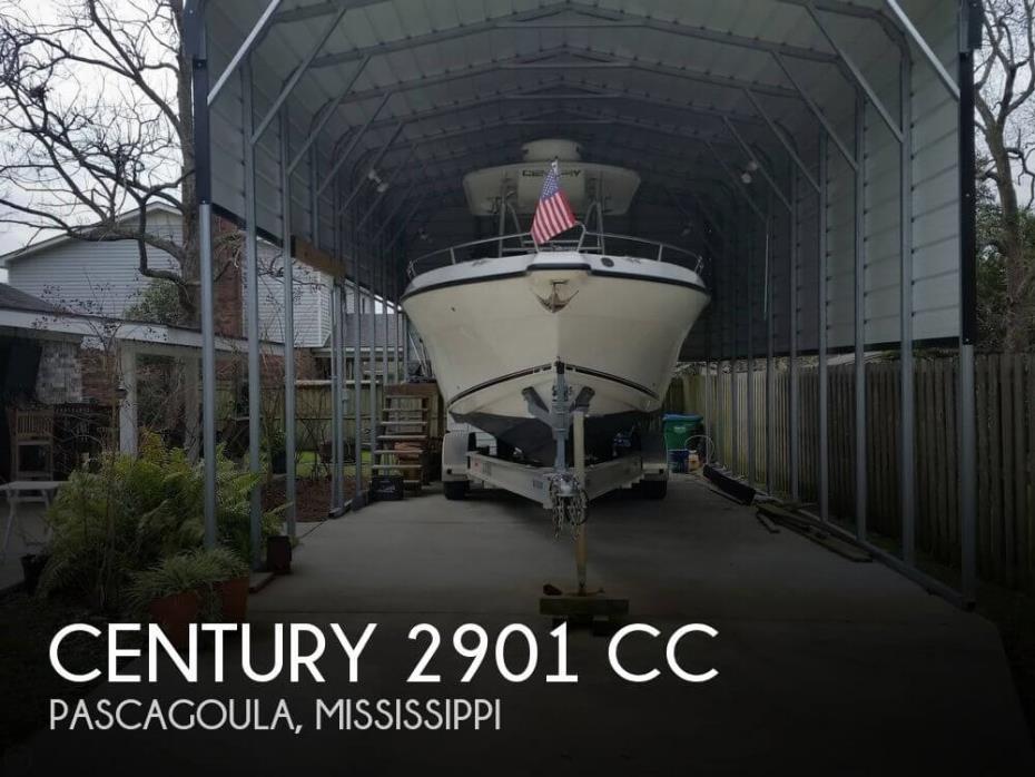 2010 Century 2901 CC