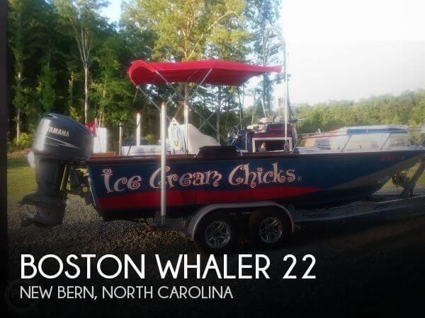 1989 Boston Whaler Outrage 22