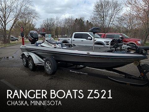 2015 Ranger Boats Z521