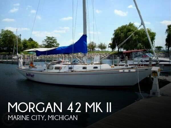 1972 Morgan 42 MK II
