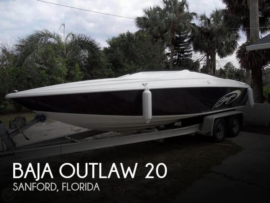 2008 Baja Outlaw 20