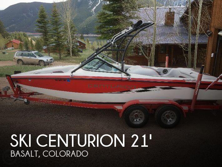 2005 Ski Centurion Elite Bowrider