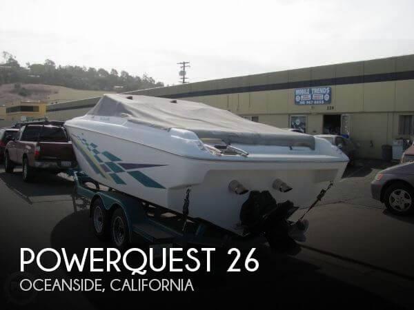 1998 Powerquest 260 Legend SX